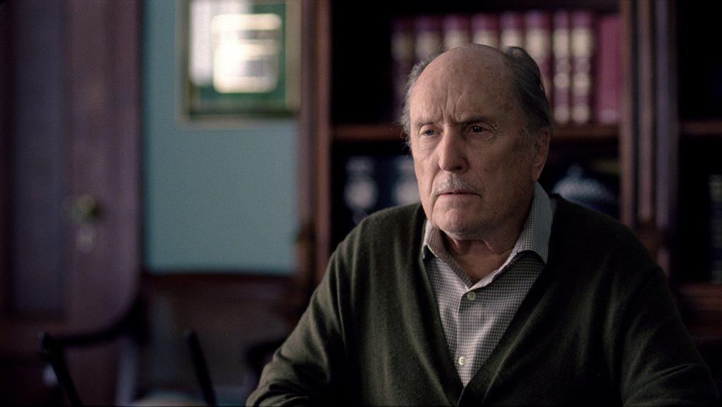 Jack Mulligan (Robert Duvall) gefällt die Arroganz seines Sohnes nicht in Widows - Tödliche Witwen © 2018 20th Century Fox
