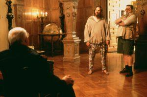 Jeff Bridges in The Big Lebowski von 1998