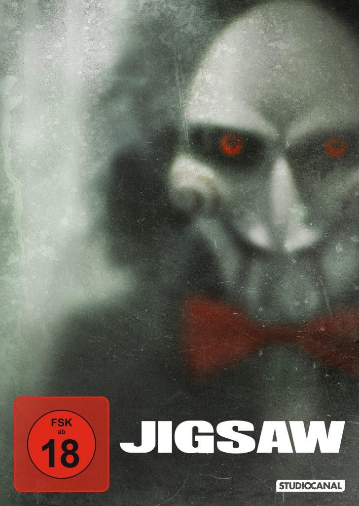 Das perfide Böse: Jigsaw, Film-Podcast © Studiocanal