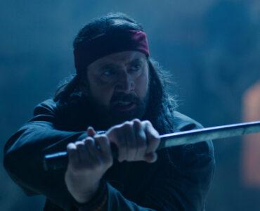 Nicolas Cage spielt in Jiu Jitsu einen Schwerkämpfer.