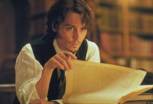 Johnny Depp aus From Hell