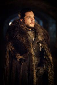 Jon Snow (Kit Harrington) in Game of Thrones Staffel 7