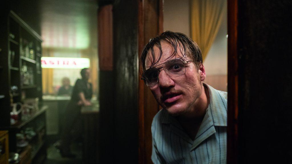 Jonas Dassler als Fritz Honka in Der goldene Handschuh @ 2018 bombero int.:WarnerBros.Ent.:Photo by Gordon Timpen