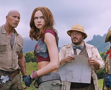 Jumanji: Willkommen im Dschungel ©2017 Columbia Pictures Industries, Inc. All Rights Reserved.