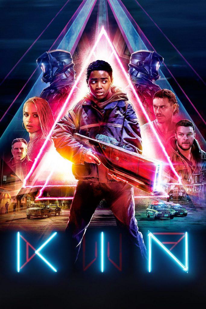 Das offizielle Poster von Kin. © Concorde Home Entertainment
