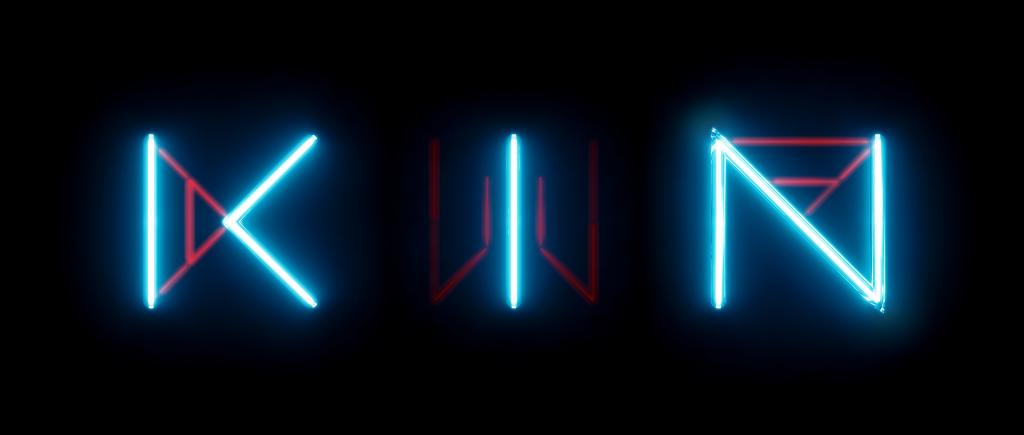 Der Schriftzug von Kin. © Concorde Home Entertainment