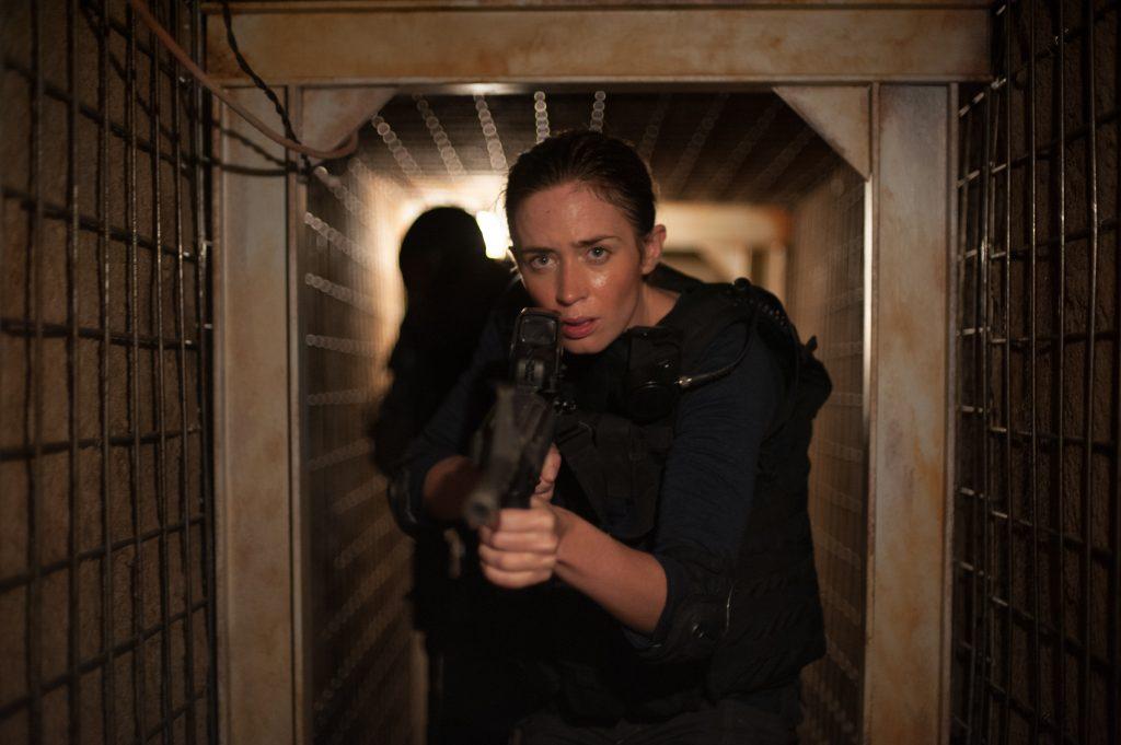 Kate Macer (Emily Blunt) in Sicario von 2015