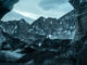 Ein Bild der Gletscherlandschaft rund um den Vulkan Katla.