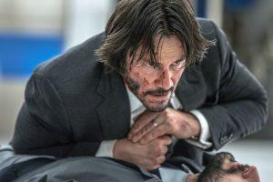Keanu Reeves lässt sich als John Wick absolut nichts gefallen in John Wick - Kapitel 2 aus 2017