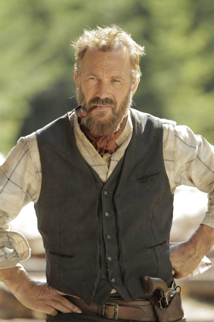 Kevin Costner als 'Devil' Anse Hatfield in Hatfields & McCoys ©2012 Hatfield and McCoy Productions, LLC. All Rights Reserved.