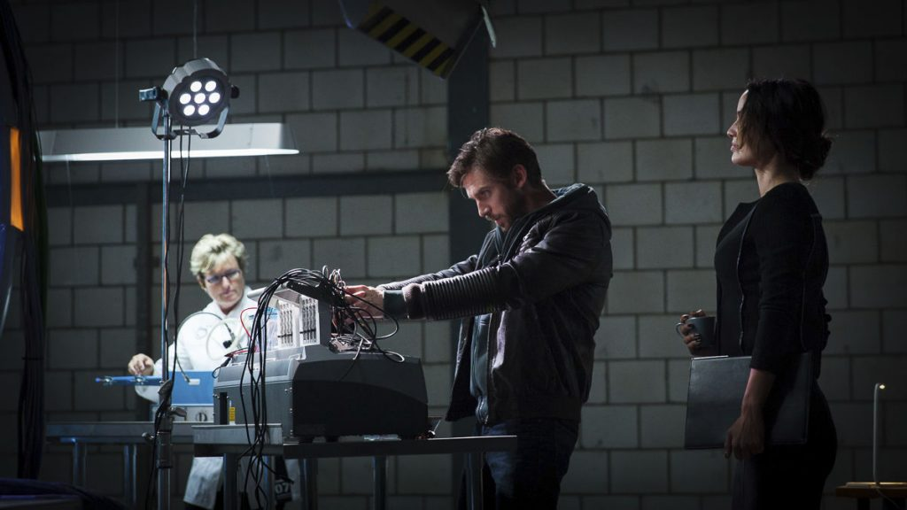 "Dan Stevens in ""Kill Switch"" von 2017."