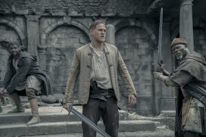 Knights of the Round Table: King Arthur