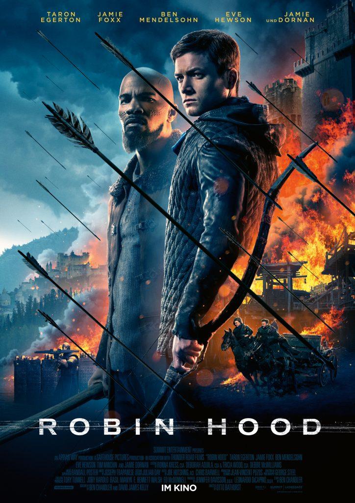 Kinoplakat zu Robin Hood ©StudioCanal