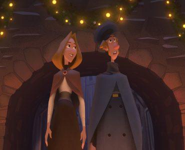 Alva (Rashida Jones) & Jepsen (Jason Schwartzman)
