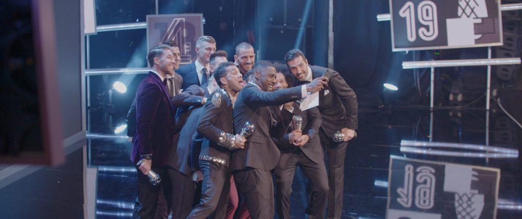 Bei öffentlichen Auftritten hält sich Kroos gerne zurück © BROADVIEW Pictures