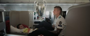 Kroos in einem intimen Moment © BROADVIEW Pictures