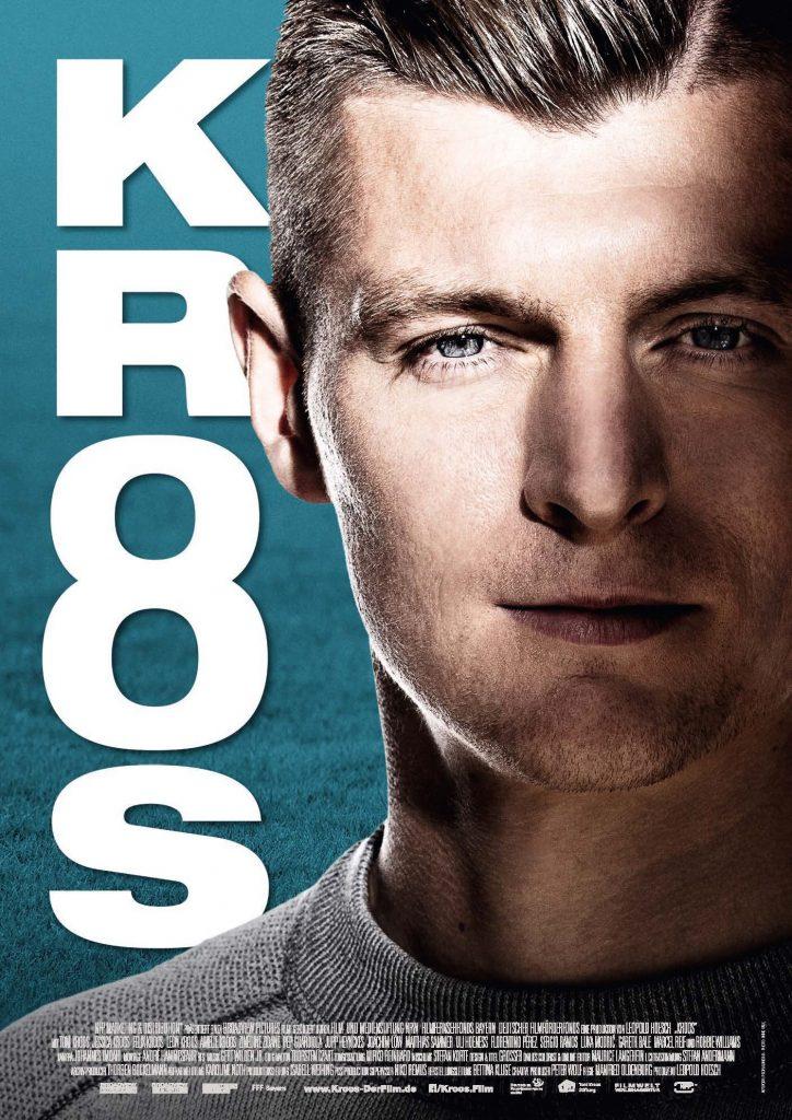 Das Plakat zu Kroos © BROADVIEW Pictures
