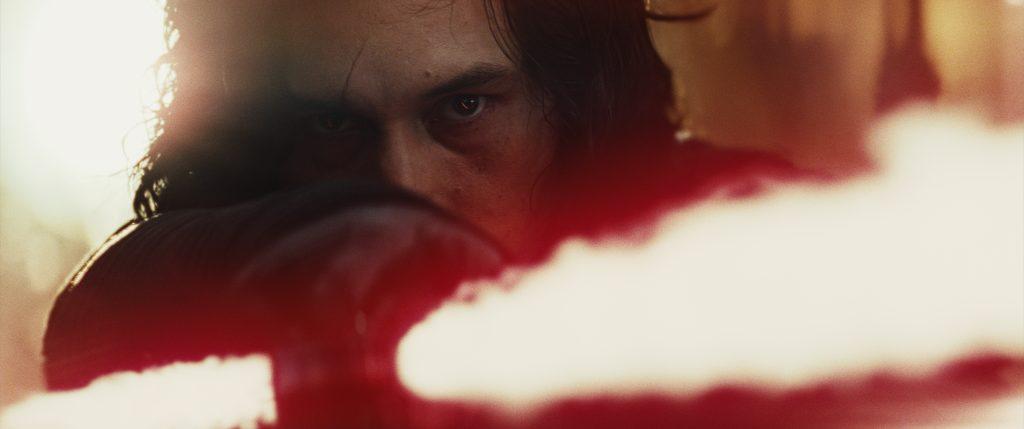 Kylo Ren (Ada, Driver) in Star Wars - Die letzten Jedi von 2017