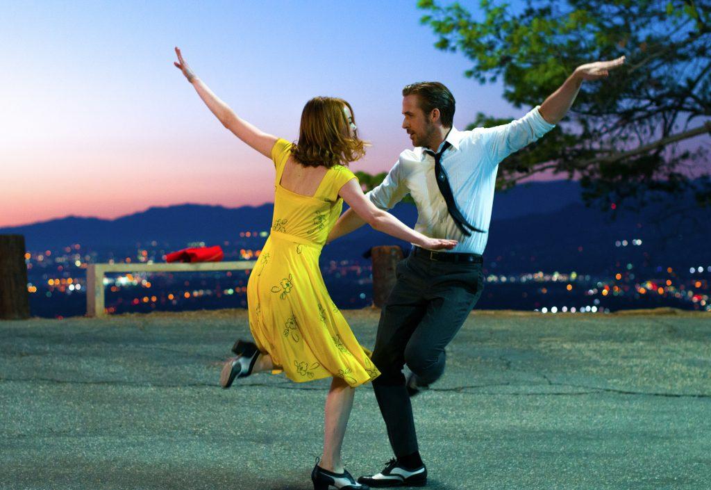 Mia (Emma Stone) und Sebastian (Ryan Gosling) in La La Land. © Studiocanal Home Entertainment