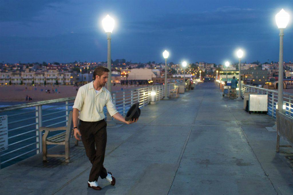 Sebastian (Ryan Gosling) in La La Land. © Studiocanal Home Entertainment