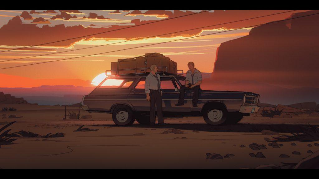 Eine wunderschöne und ruhige Episode in Love, Death + Robots. © Netflix