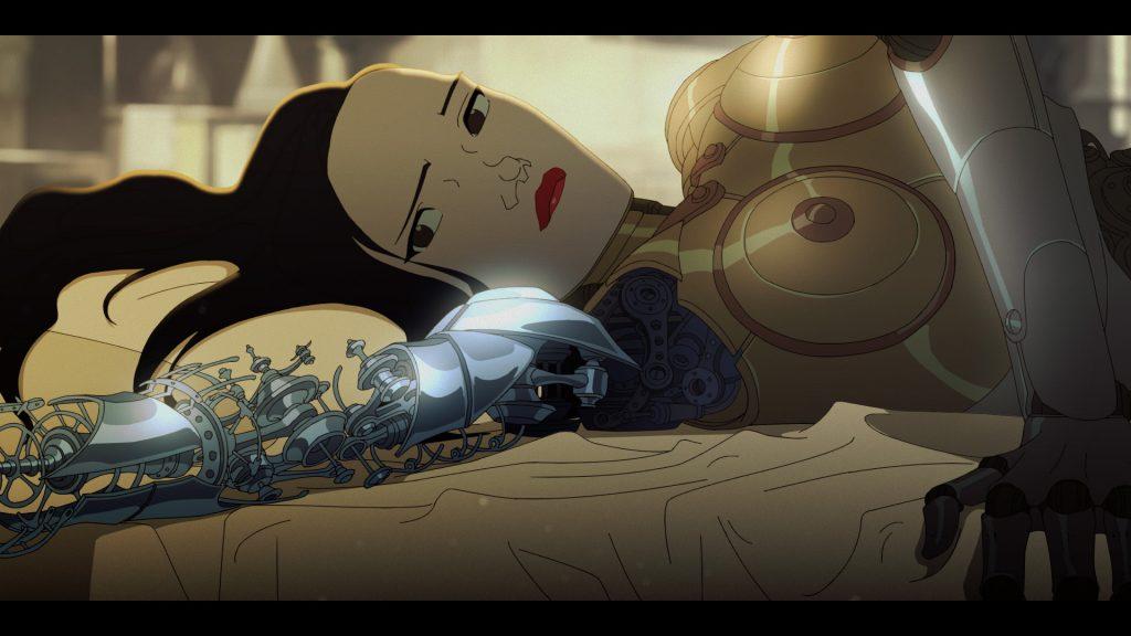 Was ist noch übrig geblieben von der einstigen Schönheit? Love, Death + Robots © Netflix