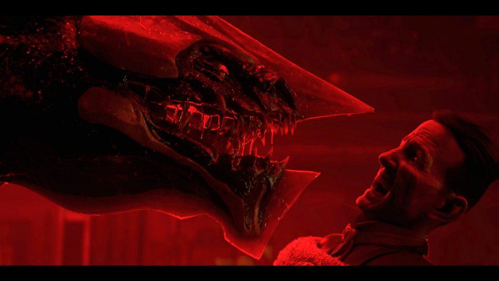 Sonnie als Beast in Love, Death + Robots. © Netflix