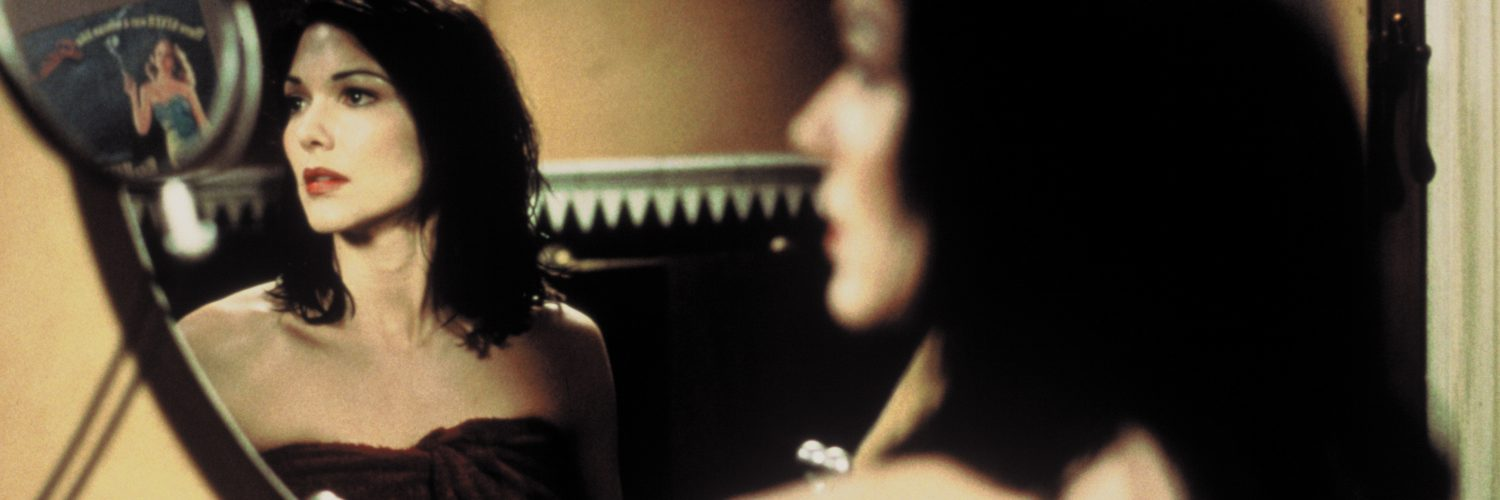 Laura Harring in Mulholland Drive von 2001