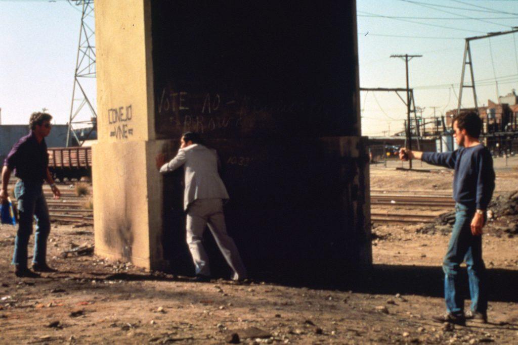 Es wird ernst in Leben und Sterben in LA © Capelight Pictures