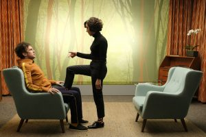 Aubrey Plaza und Dan Stevens in Legion aus 2017 von ©20th Century Fox Home Entertainment
