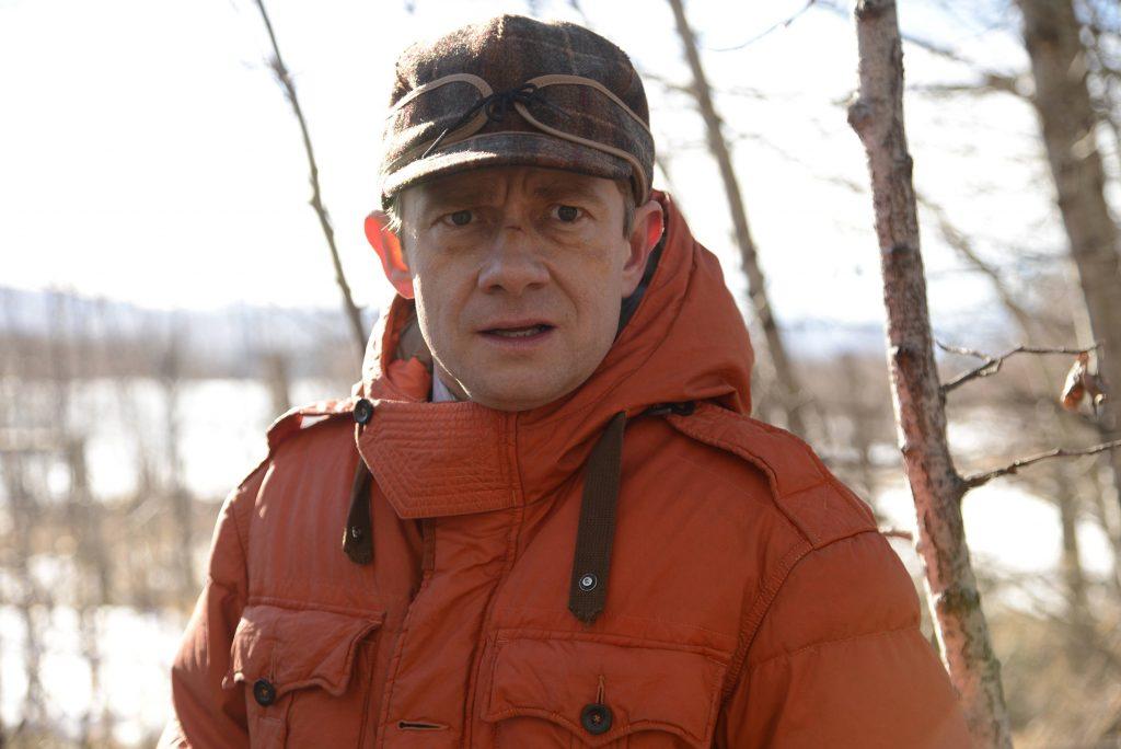 Lester Nygaard (Martin Freeman) in Fargo