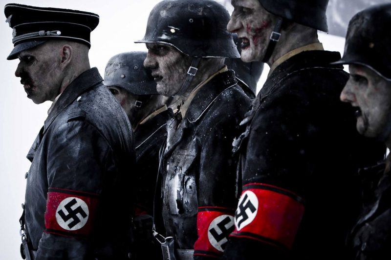 Links Ørjan Gamst als Oberst Herzog als Anführer der untoten SS-Armee in Dead Snow (2009) ©Splendid Film GmbH Home Entertainment