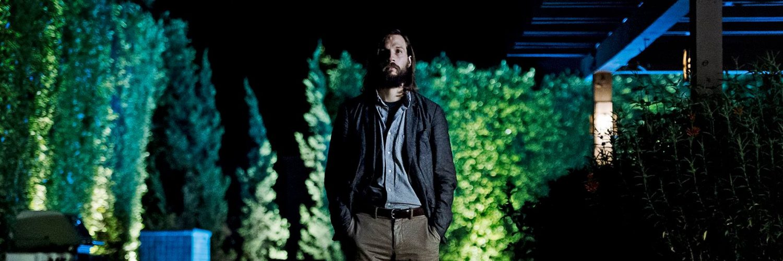 Logan Marshall-Green als zweifelnder Will in The Invitation (2015) ©Pandastorm Pictures