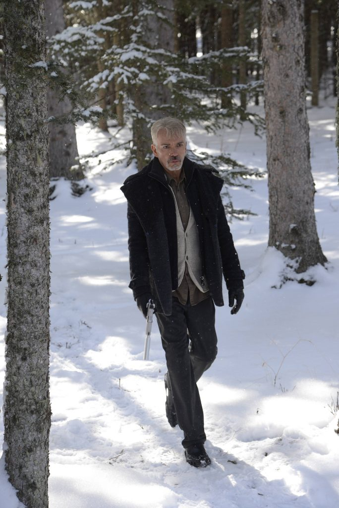 Lorne Malvo (Billy Bob Thornton) in Fargo - Staffel 1