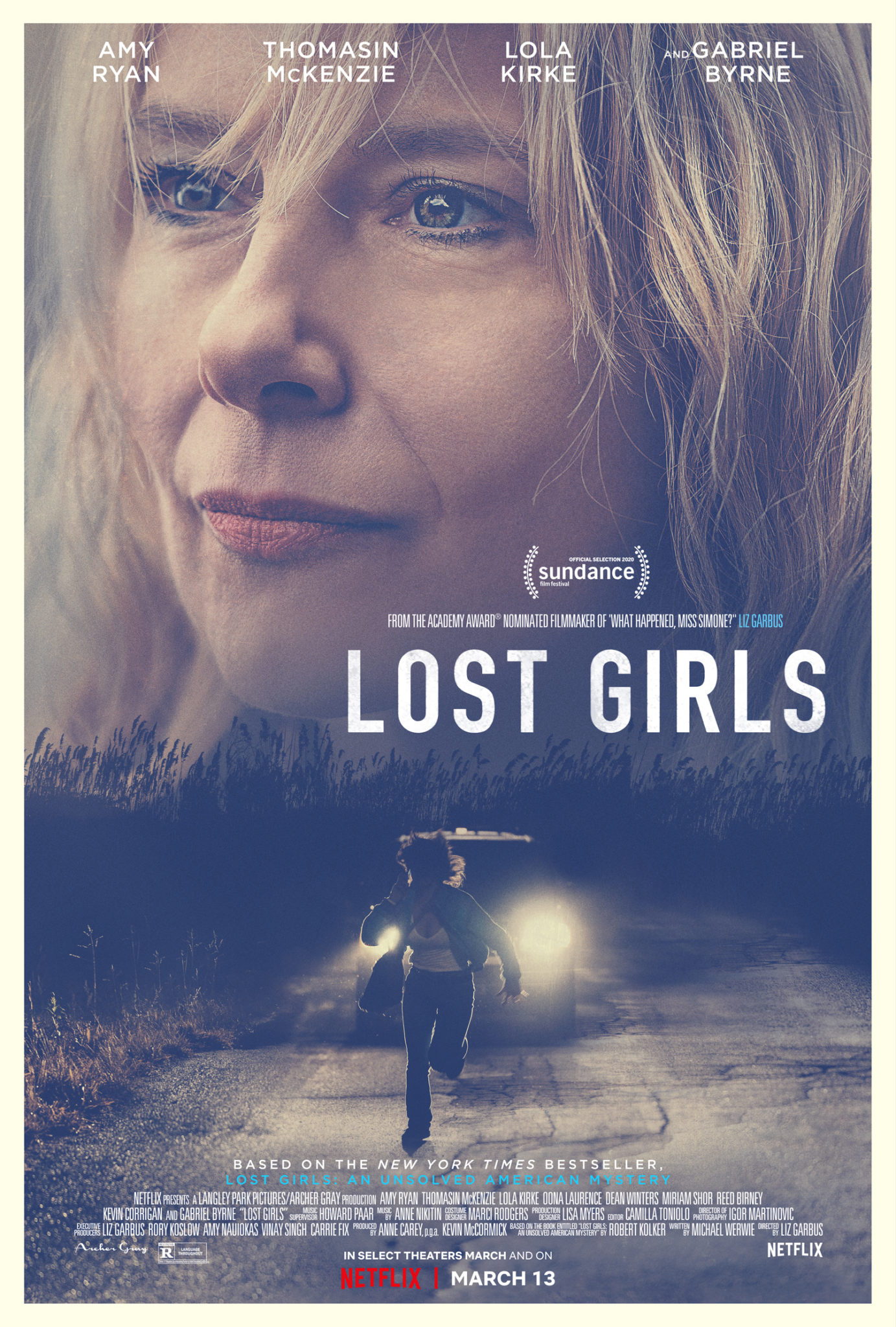 Das Hauptplakat von Lost Girls