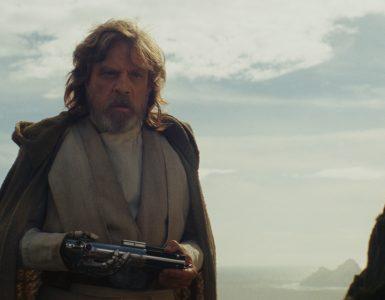 Luke Skywalker in Star Wars - Die letzten Jedi von 2017
