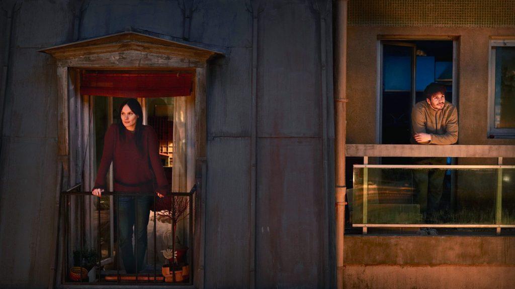 Mélanie und Rémy wohnen direkt nebeneinander in EInsam Zweisam