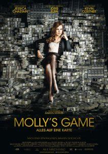 "Filmplakat zu ""Molly's Game"" © 20th Century Fox"