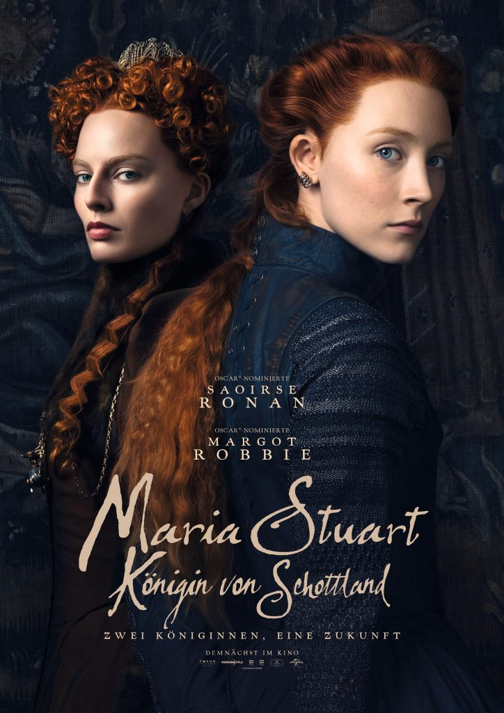 "Poster zu ""Maria Stuart, Königin von Schottland"" © Universal Pictures International Germany GmbH"