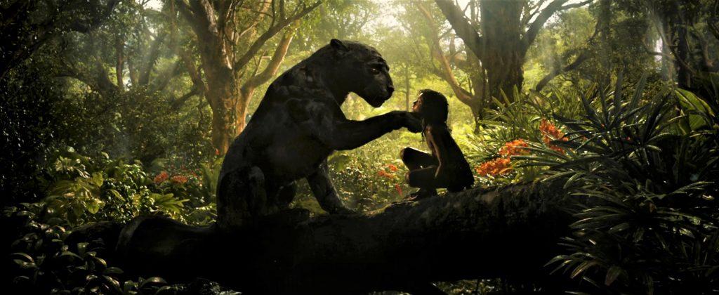 Bagheera und Mogli in Mogli - Legende des Dschungels. © Netflix