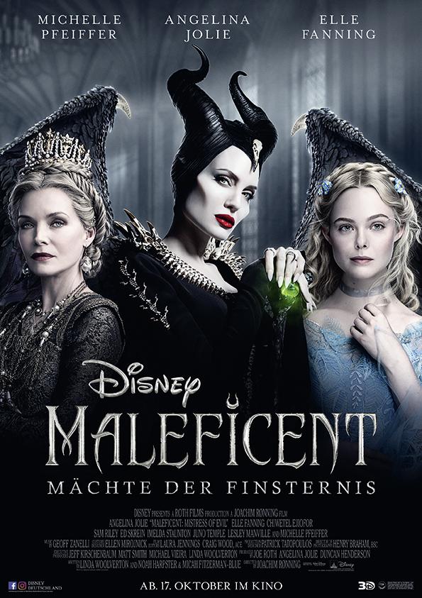 Kinoposter zu Maleficent - Mächter der Finsternis