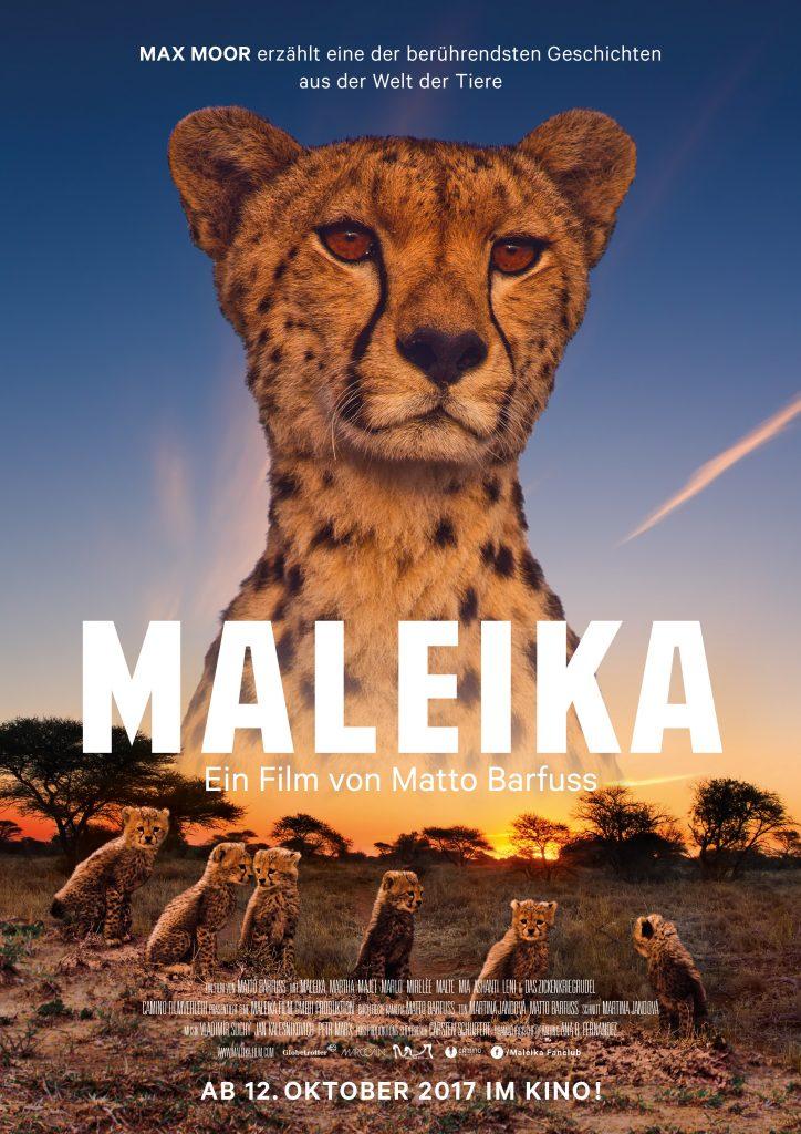 """Cover von """"Maleika"""""""