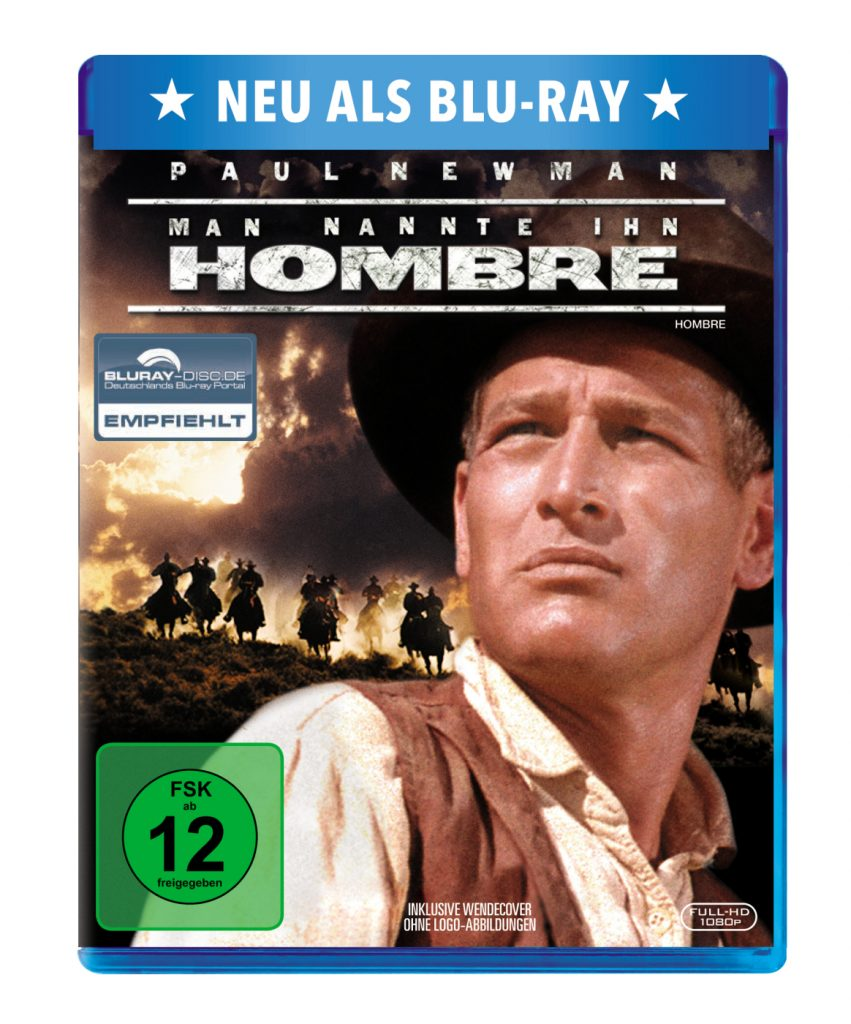 Blu ray Cover Man nannte ihn Hombre © 20th Century Fox
