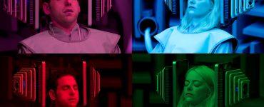 "Emma Stone und Jonah Hill in ""Maniac"" © Netflix"