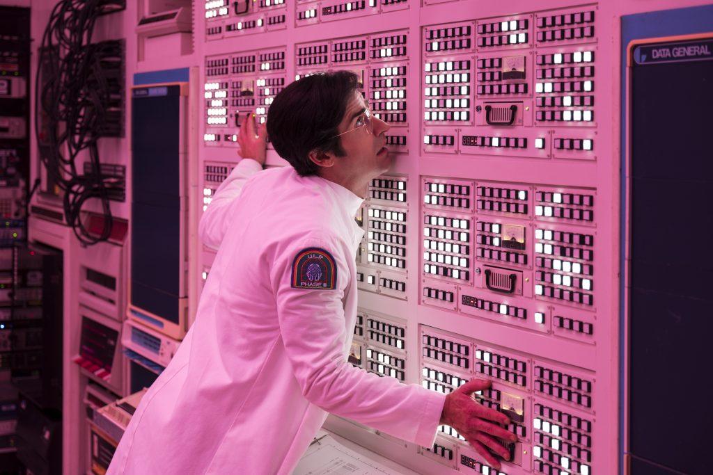 "Justin Theroux in ""Maniac"" © Netflix"