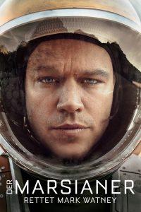 """DVD-Cover zu """"Der Marsianer - Rettet Mark Watney"""""""