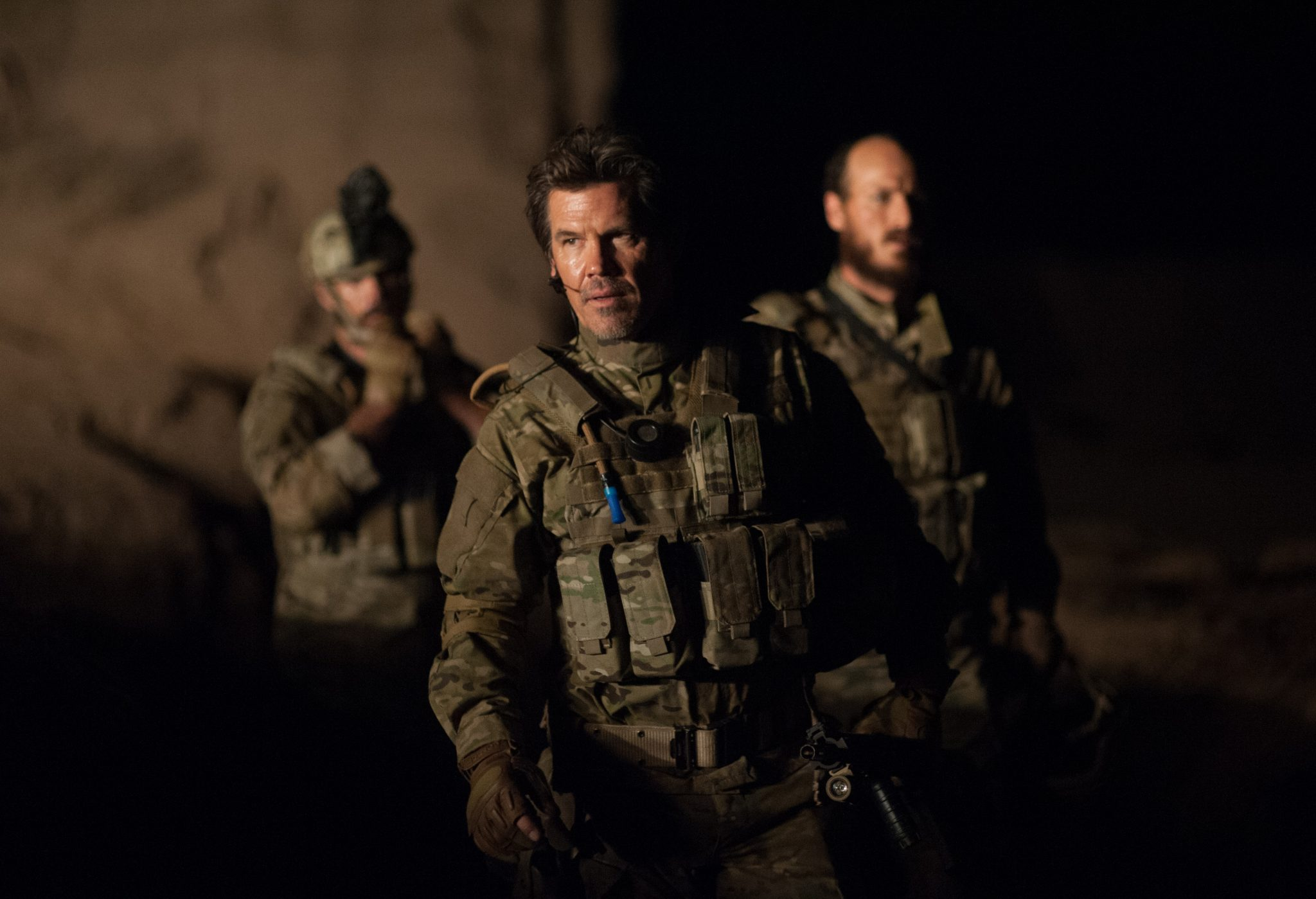 Matt (Josh Brolin) im Einsatz in Sicario