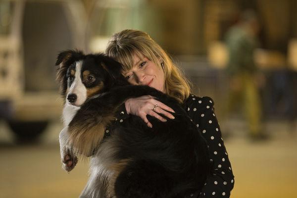 Mattie mit ihrer Daisy in Show Dogs ©Universum Film