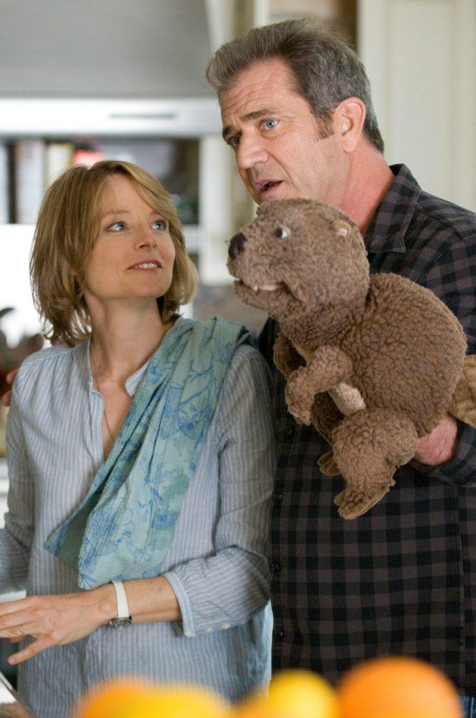 Meredith Black (Jodie Foster) und Walter Black (Mel Gibson) in Der Biber