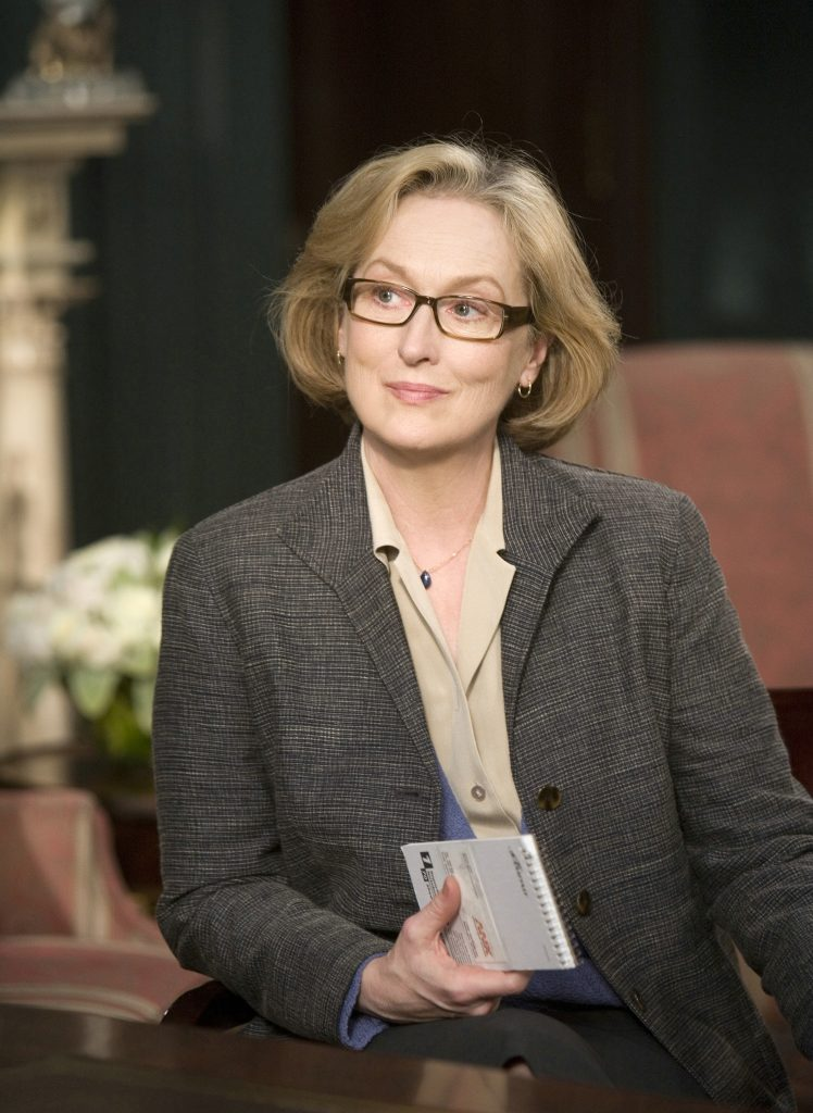 Meryl Streep als Journalistin Janine Roth ©Studio Hamburg Enterprises